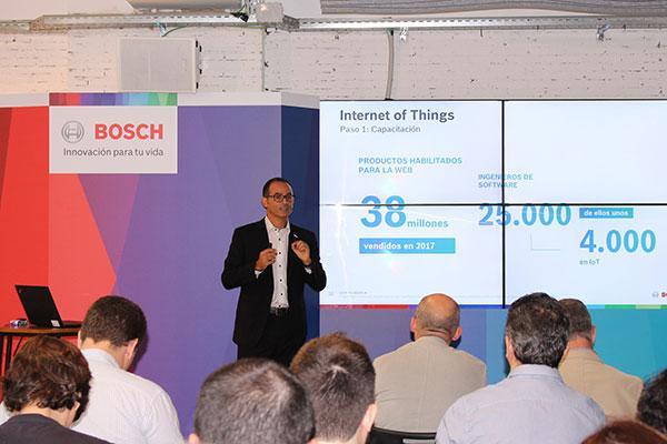 bosch alcanz unas ventas de aproximadamente 2400 millones de euros en espaa en 2017