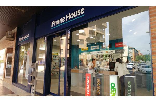 phone house inaugura su primera tienda en barbastro huesca