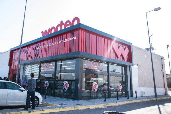 worten abre una nueva tienda en puente genil crdoba
