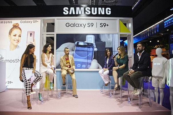 talento moda y tecnologa protagonistas de la mesa redonda de samsung ego innovation project