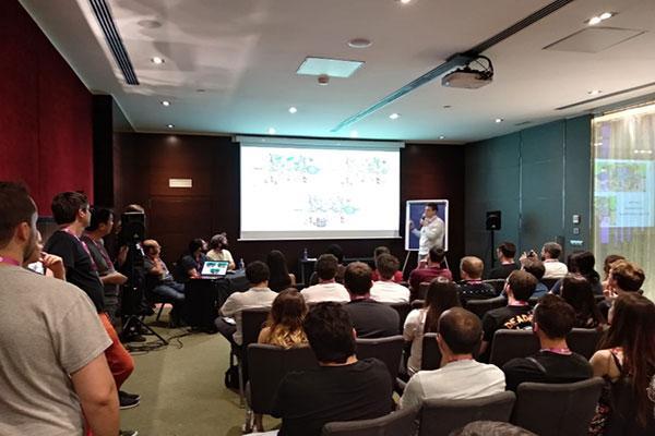 gamebcn presenta los proyectos incubados en su tercera edicin dentro del congreso gamelab en barcelona