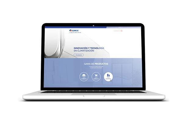 gree renueva su web y mejora la interaccin con los usuarios