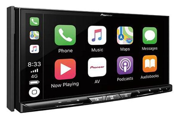 pioneer lanza su nueva gama de navegadores multimedia para el coche