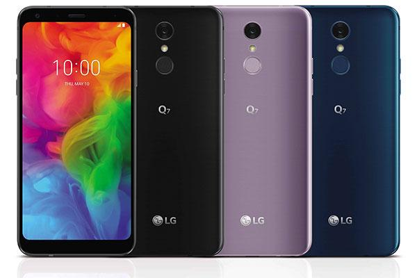 el smartphone de gama media lg q7 ya est disponible en espaa