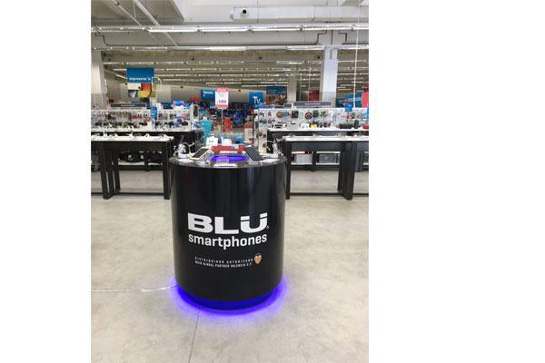 worten se suma a la red de puntos de venta de blu smartphones