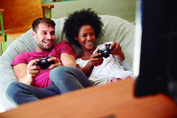 la industria del videojuego sigue como valor al alza