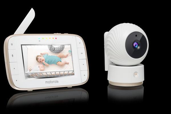 halo el nuevo monitor para bebs de motorola