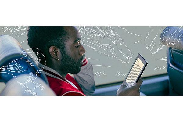 la nueva energy ereader pro 4 el placer de leer en una pantalla tctil con luz integrada y conexin wifi
