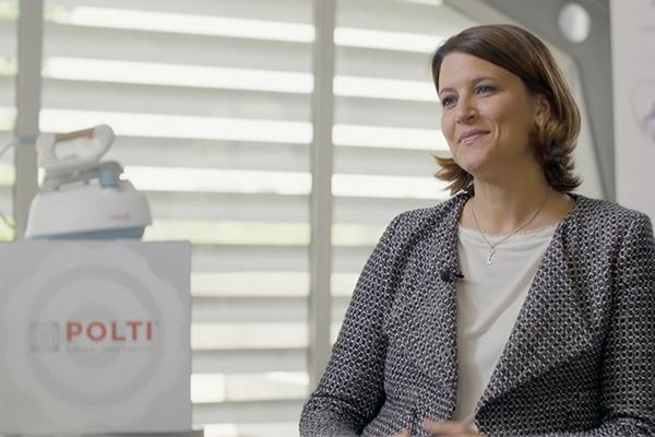 polti busca mejorar la vida de sus clientes con innovaciones constantes