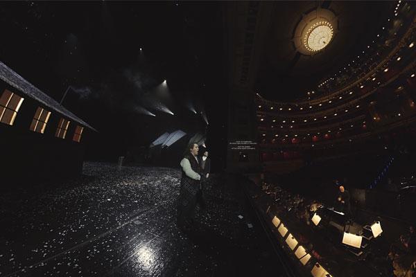 samsung y el teatro real estrenan dos nuevos contenidos en realidad virtual la bohme y street scene