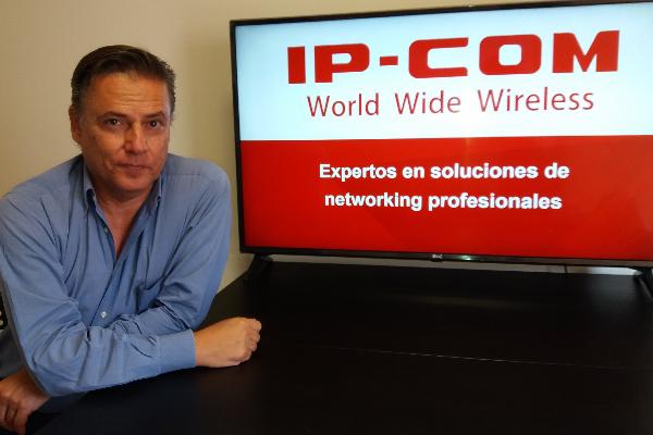 miguel ngel andradas nuevo director de canal de espaa y portugal para ipcom de tenda iberia