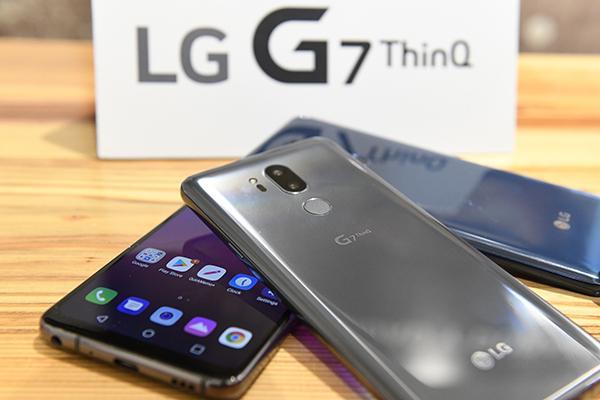 lg g7 thinq rozando la perfeccin