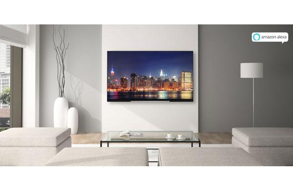 toshiba exhibe en la ifa un televisor con 25 milmetros de profundidad wall art model