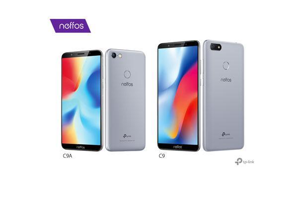 tplink lanza los primeros smartphones con pantalla a vista completa neffos c9 y c9a