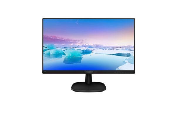 los ltimos monitores philips ofrecen comodidad rendimiento y conectividad