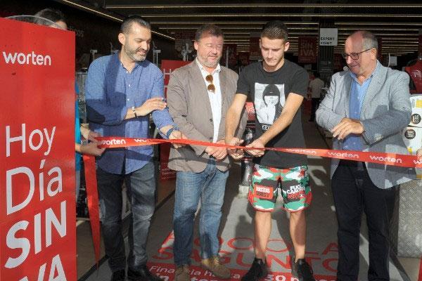 worten contina su expansin en la comunidad valenciana con la apertura de una nueva tienda en sagunto