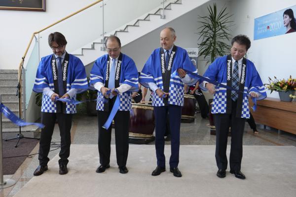 panasonic inicia la fabricacin de equipos de climatizacin en europa