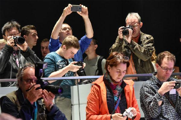photokina se mantiene como feria referencia del sector de la fotografa