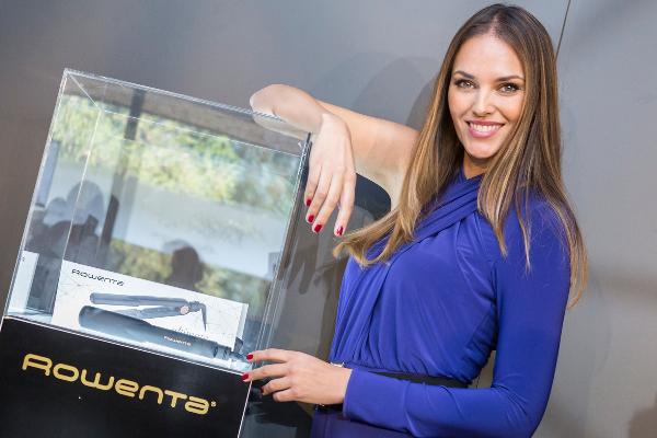 rowenta presenta su nueva plancha de cabello premium ultimate experience
