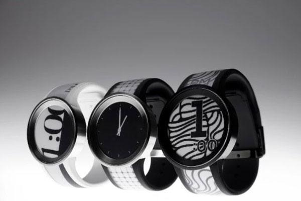 sony presenta su multipremiado reloj fes watch u