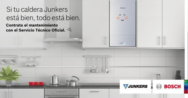 junkers ofrece un servicio de mantenimiento para disfrutar del confort de sus equipos como el primer da