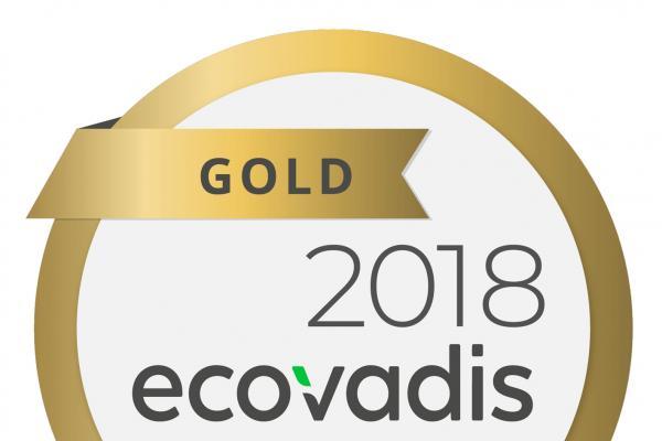 epson recibe la clasificacin ecovadis gold por su compromiso general con la sostenibilidad