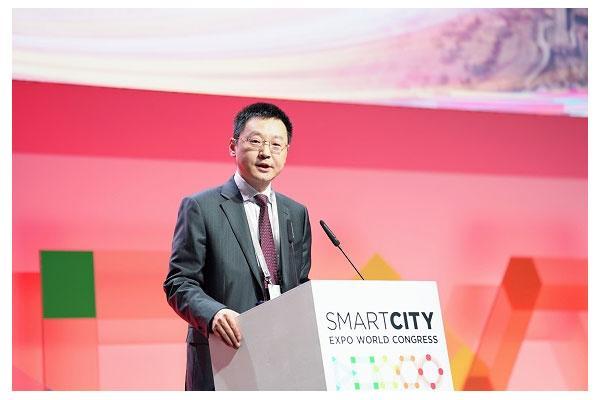 huawei presenta su plataforma digital para ciudades inteligentes basada en su estrategia plataforma  ecosistema