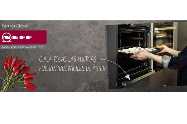 neff ser el partner global de la prxima edicin de espacio cocinasici