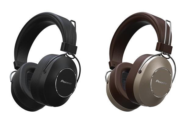 el mejor sonido hires y sin cables en los nuevos auriculares pioneer s9
