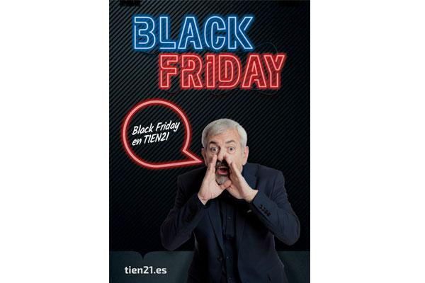 tien 21 lanza las sper ofertas de su gran semana del black friday