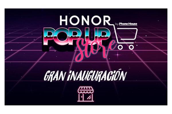 honor abre sus primeras tiendas fsicas en espaa
