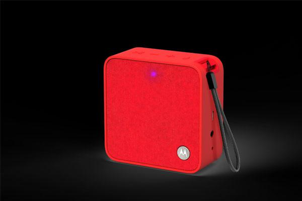sonic boost 210 nuevo altavoz de motorola compatible con google assistant siri y alexa