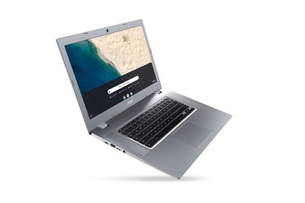 acer presenta su primer chromebook equipado con procesadores amd serie a con tarjeta grfica radeon