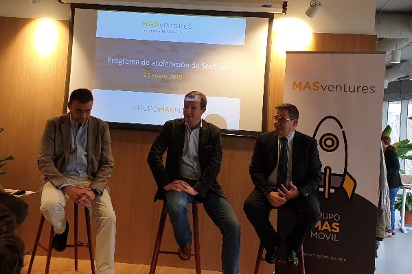 grupo masmovil lanza masventures su nueva aceleradora de startups