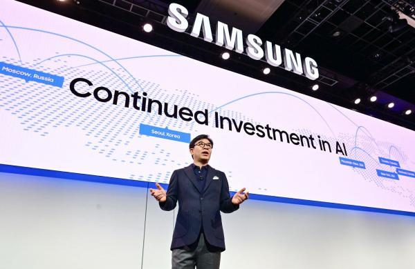 samsung muestra el futuro de la vida conectada en ces 2019