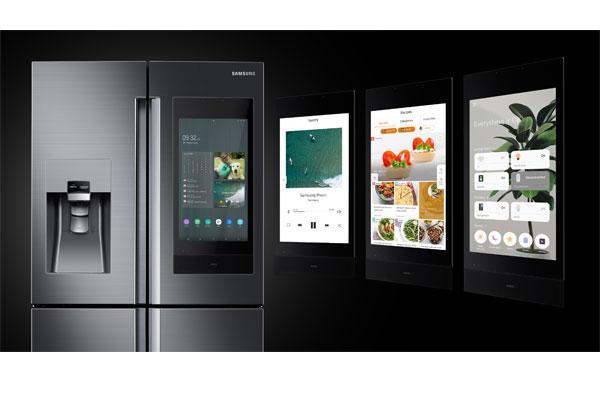 samsung presenta un nuevo estndar en conectividad con la prxima generacin de frigorficos family hub
