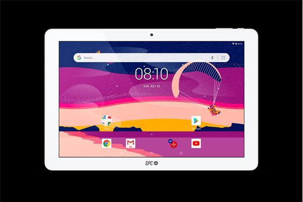 spc actualiza su gama gravity con dos nuevas tablets android gravity y gravity max