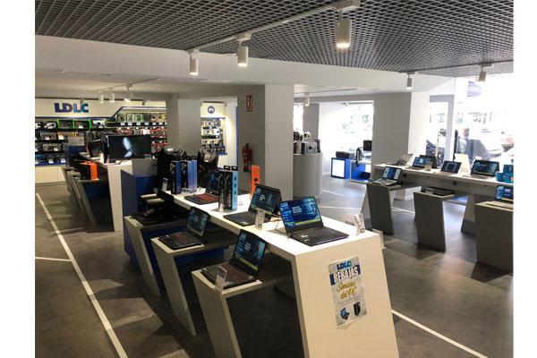 ldlc un nuevo concepto de comercio para el sector tecnolgico espaol