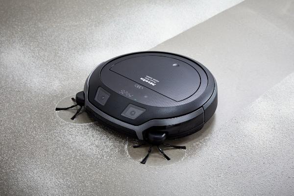 miele lanza scout rx2 home vision el robot aspirador que adems vigila tu hogar