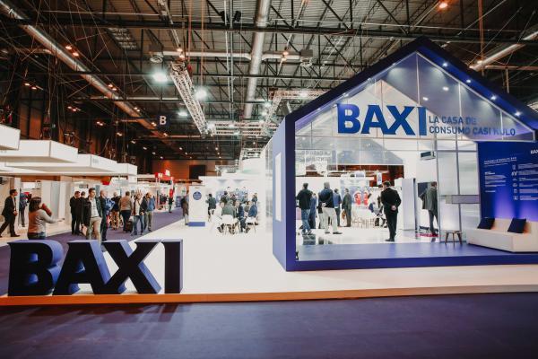 baxi present todas sus novedades de producto en cyr dentro de la casa de consumo casi nulo