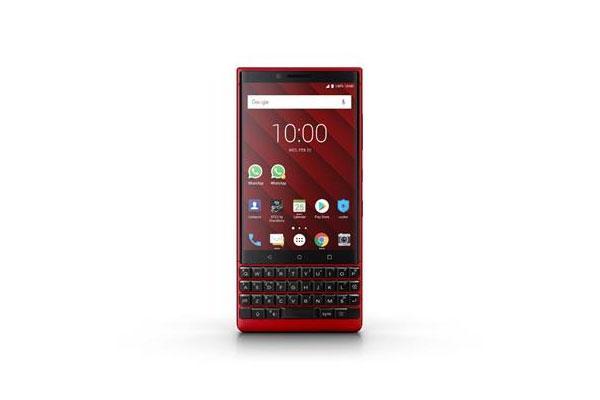 tcl communication gana dos premios if design 2019 para los smartphones blackberry key2 y key2 le
