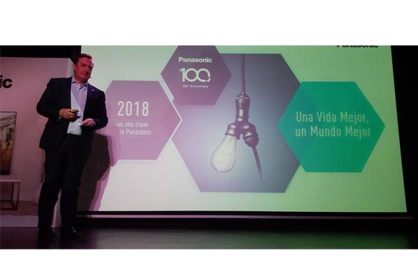 panasonic presenta su nueva generacin de productos para el hogar de 2019 bajo el sello de la sostenibilidad