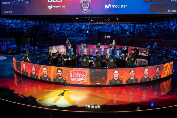 beko patrocinar el campeonato europeo de league of legends lec