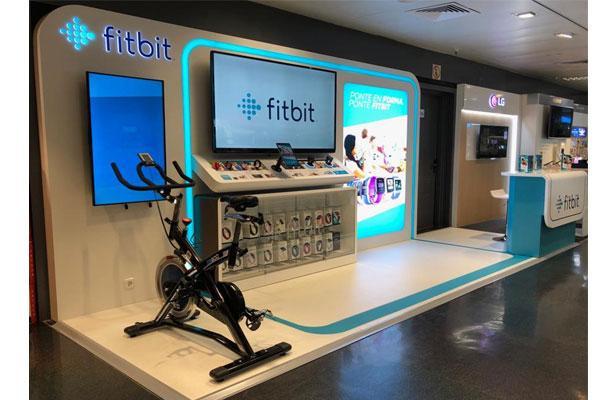 fitbit inaugura en el corte ingls de callao su primera tienda en espaa