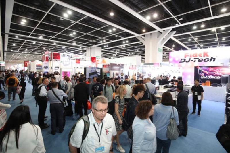 hong kong acoge las ferias de electrnica y tic y recibe la visita de ms de 100000 visitantes profesionales