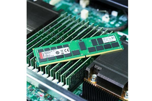 los mdulos dimm registrados kingston server premier ddr4 2933mts obtienen la validacin para la plataforma intel purley