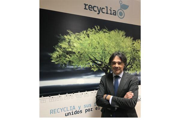 recyclia nombra a gabriel garca nuevo director general