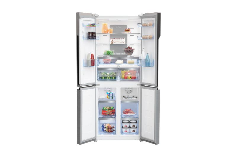 nuevo frigorfico beko toda la capacidad que necesitas en el mnimo espacio
