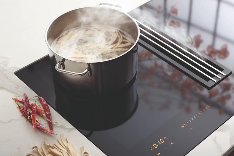 los electrodomsticos multifuncin de miele se adaptan a cualquier espacio de cocina