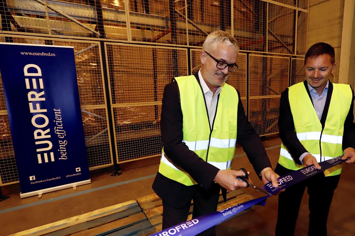 eurofred expande su capacidad logstica y refuerza su apuesta por la formacin con dos nuevas instalaciones en sevilla